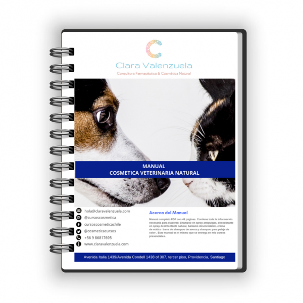 Manual PDF Cosmética Animal